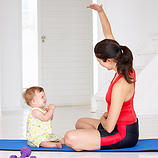 Toddler & Me Yoga