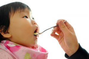 babies in bloom first foods