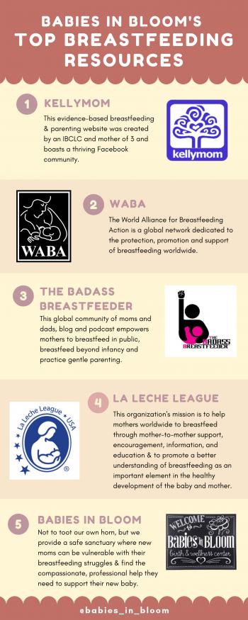 Breastfeeding Archives - Babies in Bloom